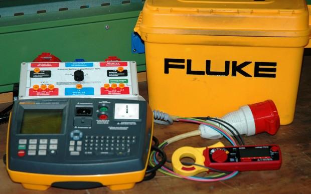 Prüfung ortsveränderlicher Geräte nach DIN 701-2