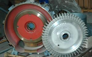 Gasring-Vakuumpumpe/Kompressor (Seitenkanalverdichter)